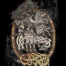 Odin the Wanderer by celthammerclub