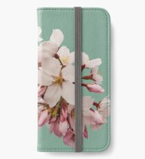 Cherry Blossom Festival in Kyoto iPhone Wallet/Case/Skin