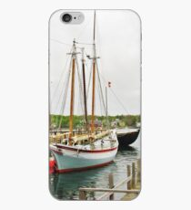 The Pinky & The Dory Fisherman ~ Gloucester, Massachusetts iPhone Case