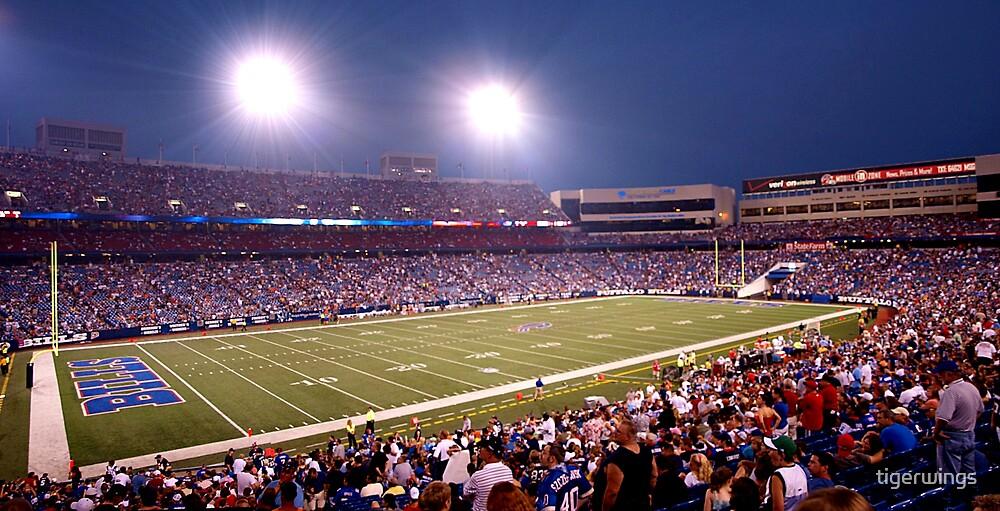 Ralph Wilson Stadium-Buffalo,NY by tigerwings