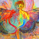 ButterflyWoman by BevsArtCreation