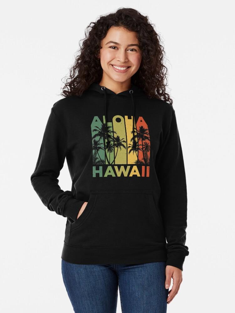 ee7a68c5 Alternate view of Aloha Hawaii Hawaiian Island T shirt Vintage 1980s  Throwback Retro Gifts Tees Men
