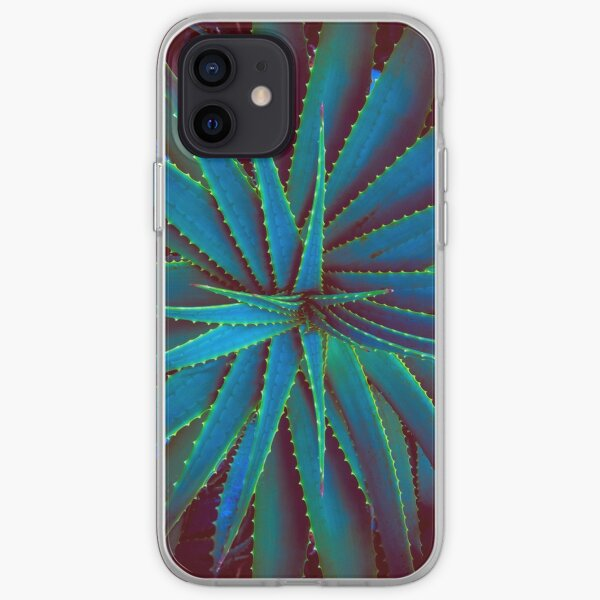 Electric Agave iPhone Soft Case
