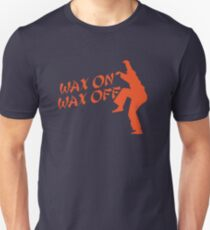 Wax On Wax Off Daniel San Unisex T-Shirt