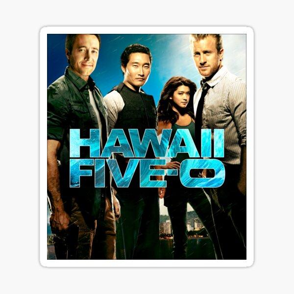 Hawaii 5-0 Sticker