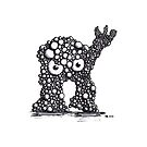 Bubble Man or The Thing made from Bubbles by Nik Usher