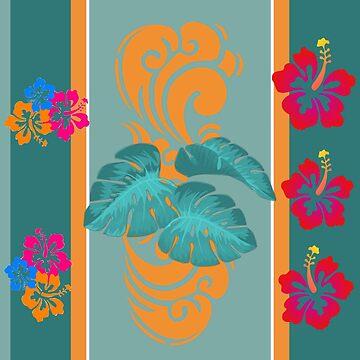 Hawaiian Vintage by PlanetLucky