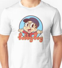 Bobby Boy Cartoon Unisex T-Shirt