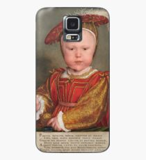 Hans Holbein the Younger - Edward VI as a Child  Case/Skin for Samsung Galaxy