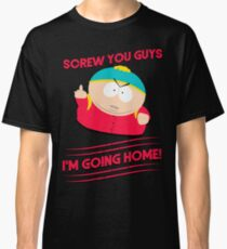 I'm going home Classic T-Shirt