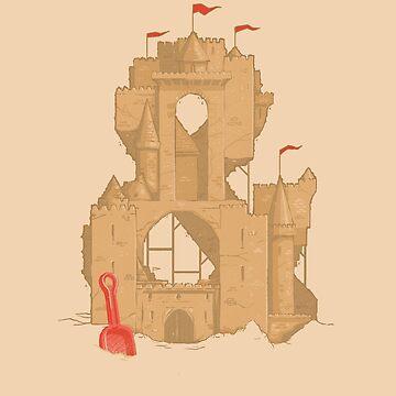 Amper-Sand-Castle by FrederickJay