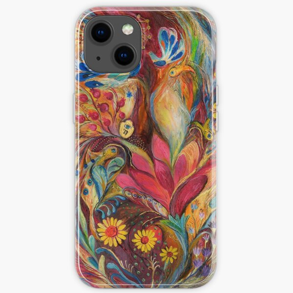 The Tree of Life iPhone Soft Case