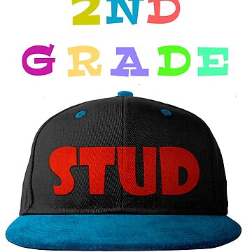 2nd Grade Stud - Schoool Collection For Teachers And Kids by IKOK