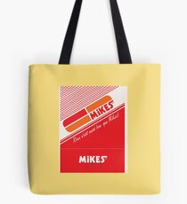 002 | Mikes Restaurant Matchbook Tote Bag