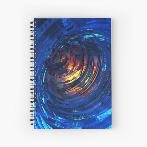 Clockwork Spiral Notebook