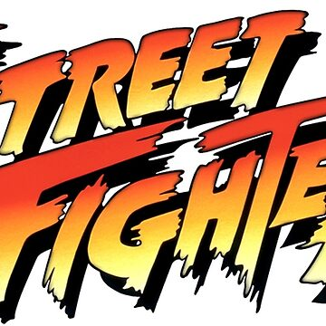 Street Fighter Classic Logo by muwumbe