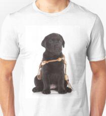 black labrador puppy Unisex T-Shirt