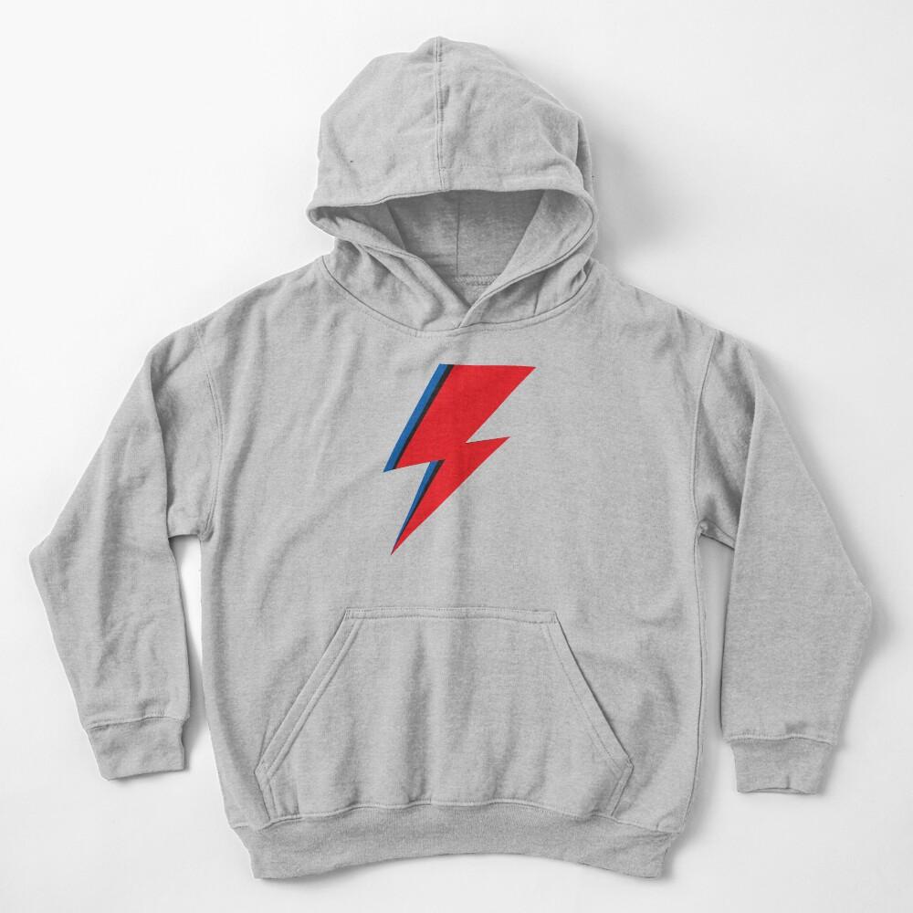 Lightning bolt Kids Pullover Hoodie