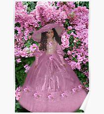 ❤ 。◕‿◕。 ☀ ツ Doll & Lilacs ❤ 。◕‿◕。 ☀ ツ Poster