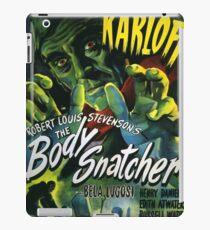 Vintage Scary Movie  iPad Case/Skin