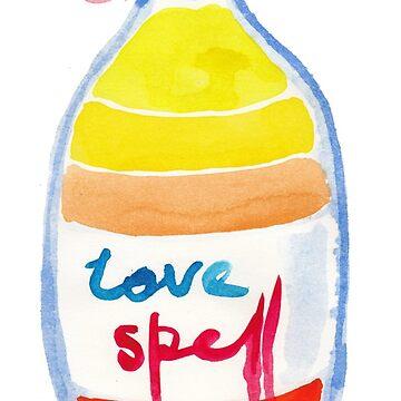 Love spell by AgniArt