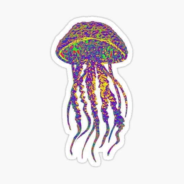 Jelly Drifter Sticker