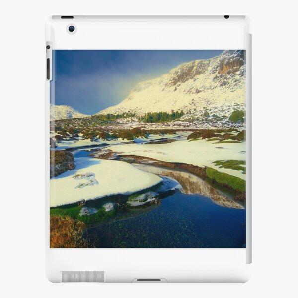 Walls of Jerusalem in winter iPad Snap Case