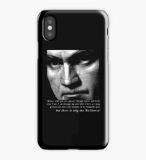 There is only one Beethoven! iPhone Case