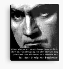 There is only one Beethoven! Metal Print
