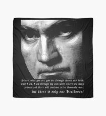 There is only one Beethoven! Scarf