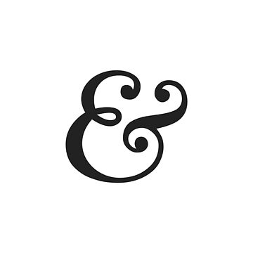 & Ampersand by kacikw