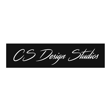 CS Design Studios Box Logo Merchandise by CSDesignStudios
