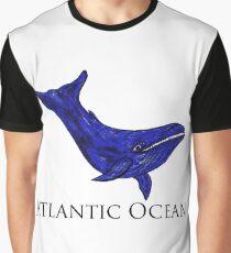 Atlantic Ocean Graphic T-Shirt
