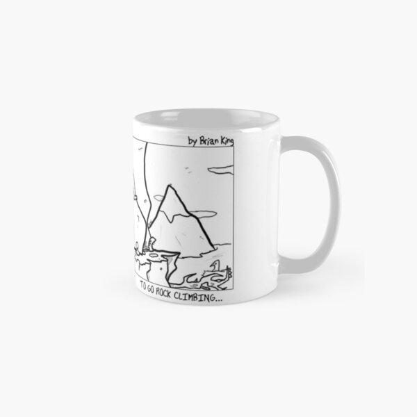 I Always Wanted ... To Go Rock Climbing Classic Mug