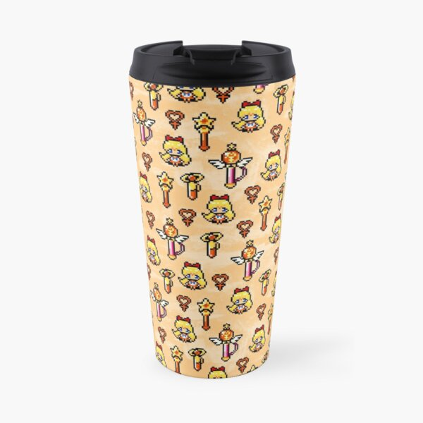 Sailor Venus - Orange Travel Mug