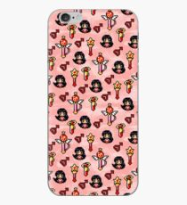 Sailor Mars - Red iPhone Case