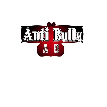 Anti Bully ''AB'' T-shirt by compact32