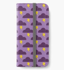 Embrace the Stormy Weather iPhone Wallet/Case/Skin