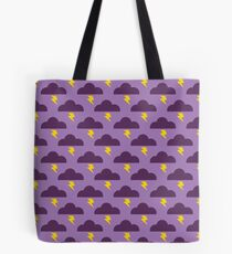 Embrace the Stormy Weather Tote Bag