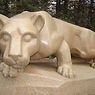 Penn State Nittany Lion by clizzio