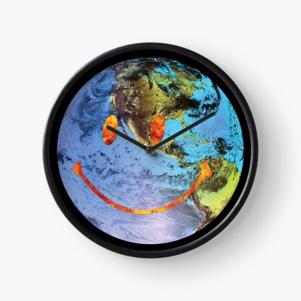Travis Scott Astroworld Globe Smiley Horloge