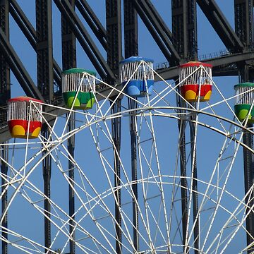 Ferris Wheel by JohnDouglas