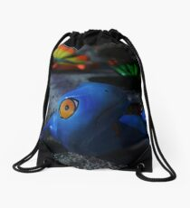 Strange Feeling Drawstring Bag