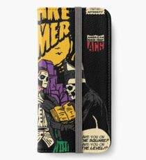 Square Hammer - Ghost Comic Series iPhone Wallet/Case/Skin