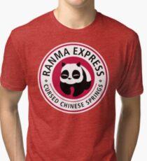 Ranma Express Tri-blend T-Shirt
