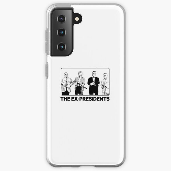 The Ex-Presidents Samsung Galaxy Soft Case