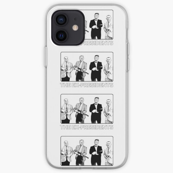 The Ex-Presidents iPhone Soft Case