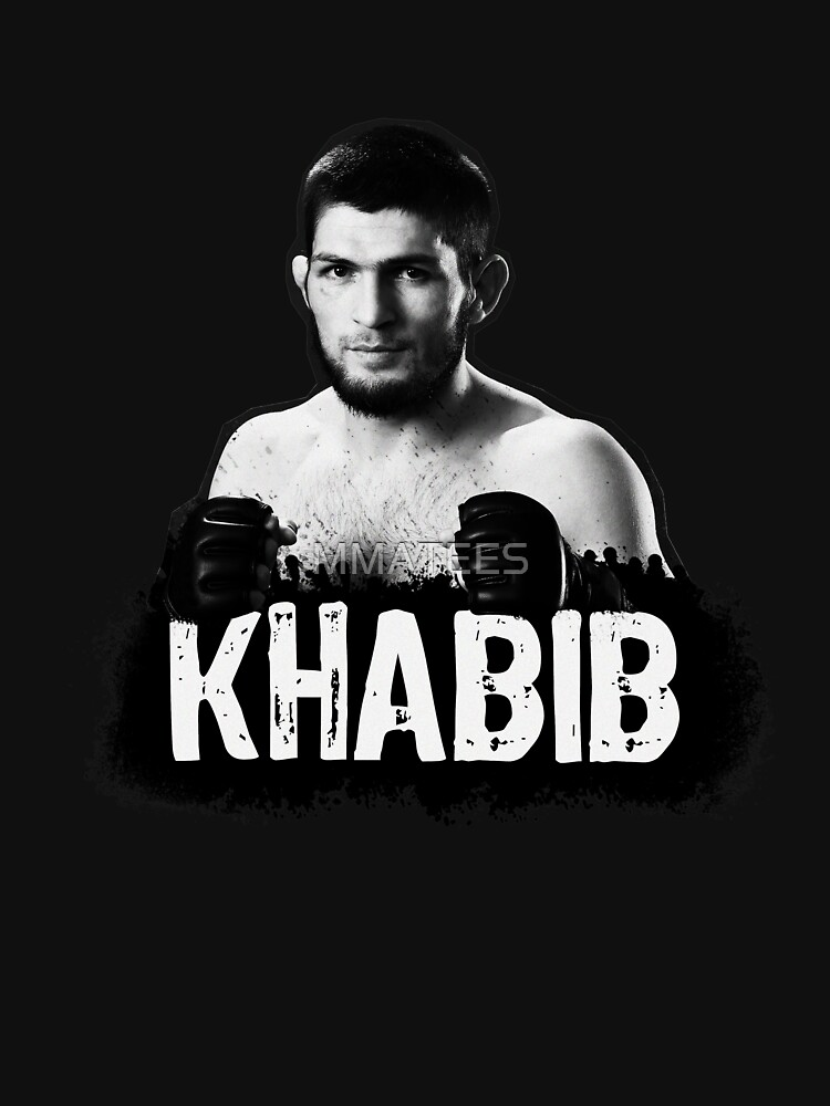 Khabib Nurmagomedov by MMATEES