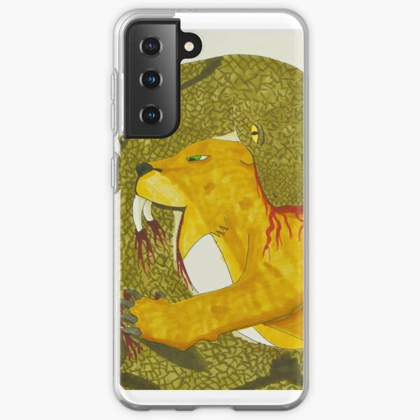 Fight of the Titans Samsung Galaxy Soft Case