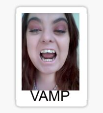 vampires are posers Sticker